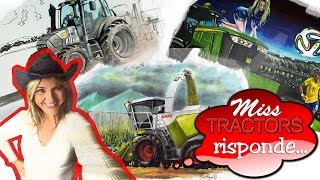 How I draw #tractors/Where I come from?/Which is my favourite tractor?