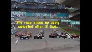 THROWBACK THURSDAY: F1 MALAYSIAN GRAND PRIX HIGHLIGHTS