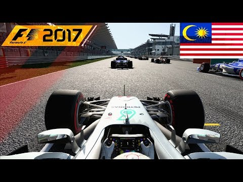 F1 2017 - 100% Race at Sepang International Circuit, Malaysi