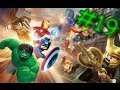 LEGO MARVEL SUPER HEROES GUIA ESPAÑOL CAPÍTULO 19: ¡DETENER A MAGNETO! (1080p)