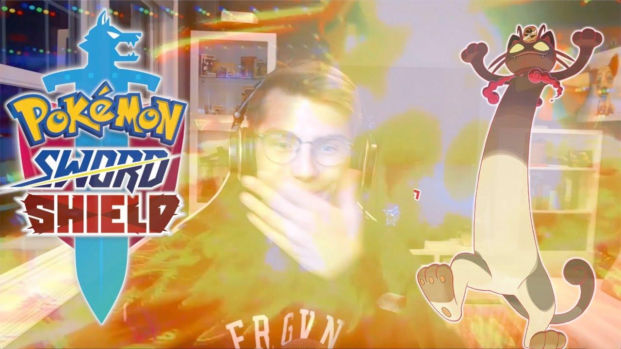 GIGANTAWHAT NOW?! Gigantamax Trailer Analysis - Pokemon Sword & Shield