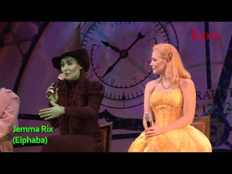 'Wicked' Musical Media Preview, Grand Theatre, Marina Bay Sands