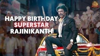 Happy Birthday Superstar Rajinikanth | Sun Pictures
