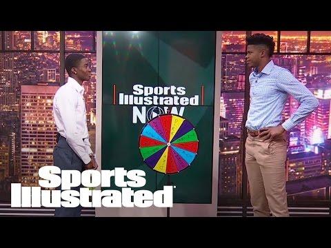 NBA Draft: Justin Patton, Edmond Sumner On LeBron Vs. Michael Jordan | SI NOW | Sports Illustrated