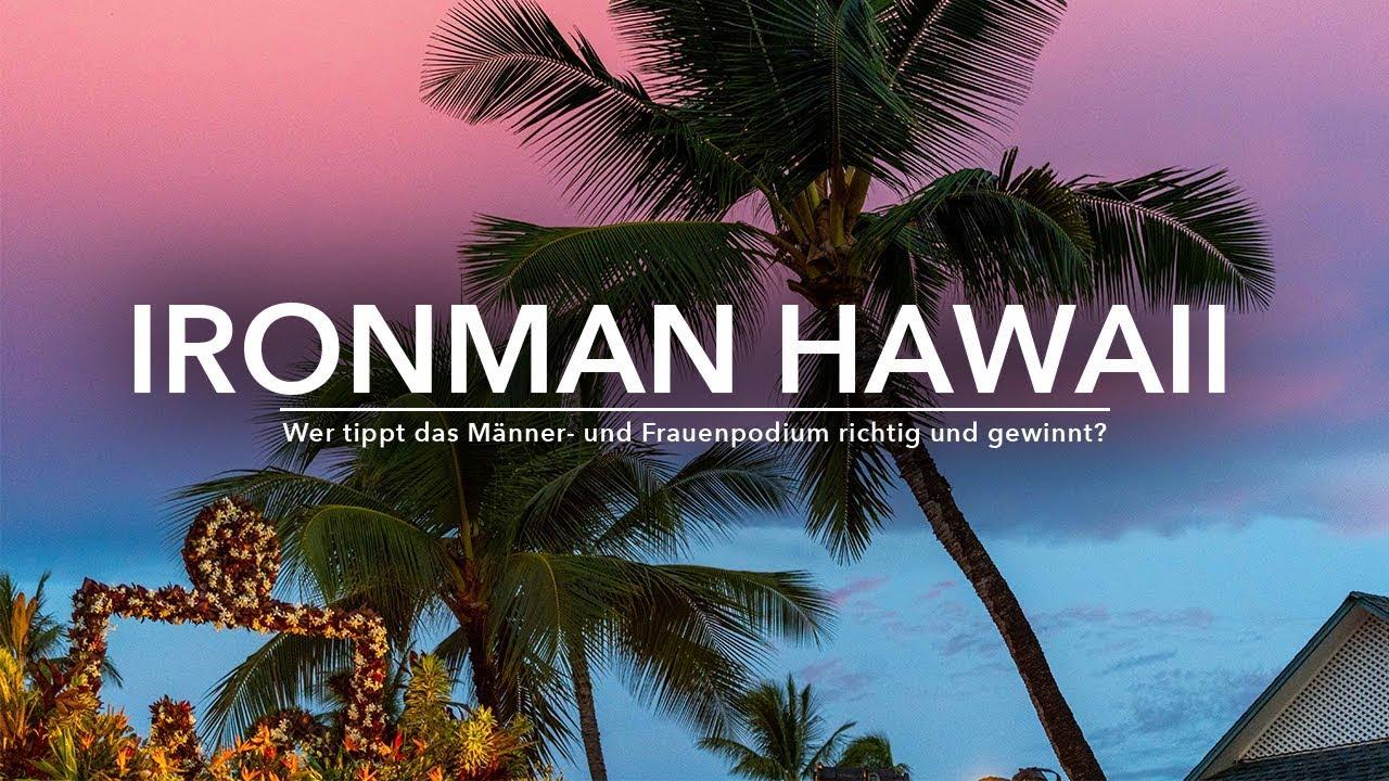 Hawaii Gewinnspiel