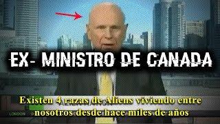 ExMinistro habla de los Extraterrestres en Televisión Nacional