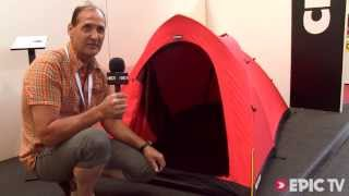 Crux X1 Tent - Best New Products, OutDoor 2013