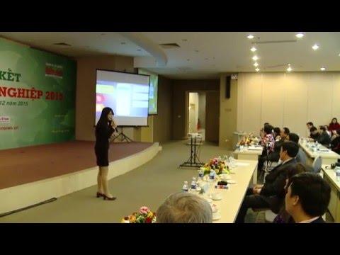 Phần thi  Chung kết khởi nghiệp 2015   Net Loading   ĐH KTQD