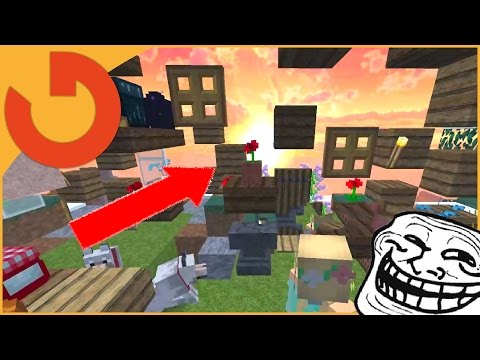 SLOWLY TURNING A HOUSE INVISIBLE! - Minecraft Trolling (Ep 171)
