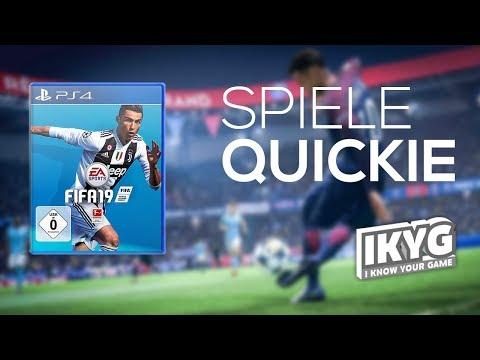 FIFA 19 - Spiele-Quickie