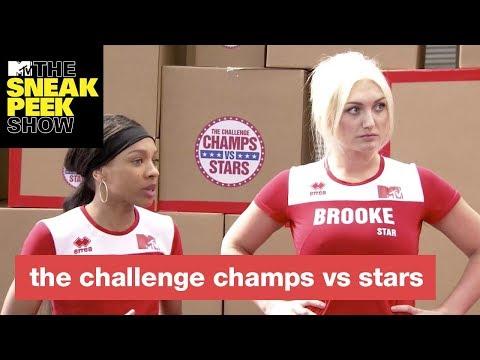 Lil Mama & A Champ Go Head To Head   The Sneak Peek Show   MTV