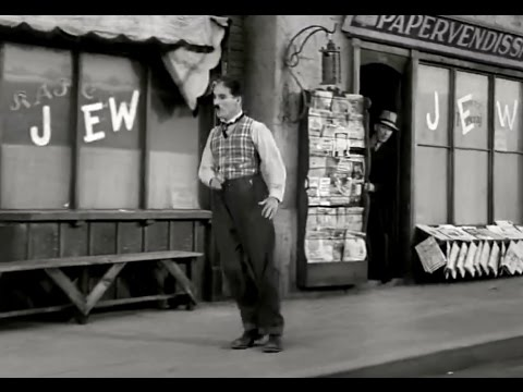 Charlie Chaplin - The Great Dictator - Totter Dance - HD
