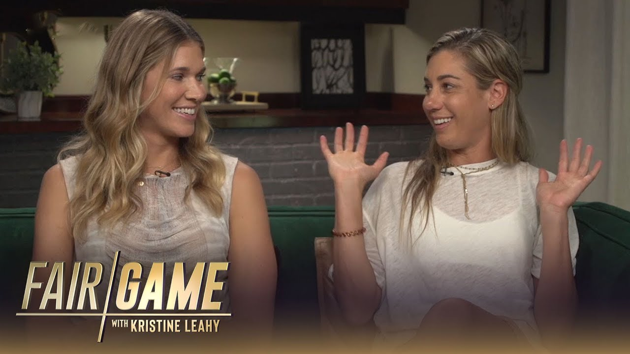 April Ross and Alix Klineman: The U.S. Olympic beach volleyball ...