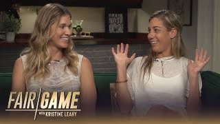 """2020 Olympics Beach Volleyball Hopefuls April Ross, Alix Klineman: """"It's All or Nothing"""""""