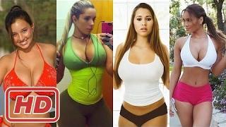 15 Beautiful Big Breasts Celebrity Models (E cup)