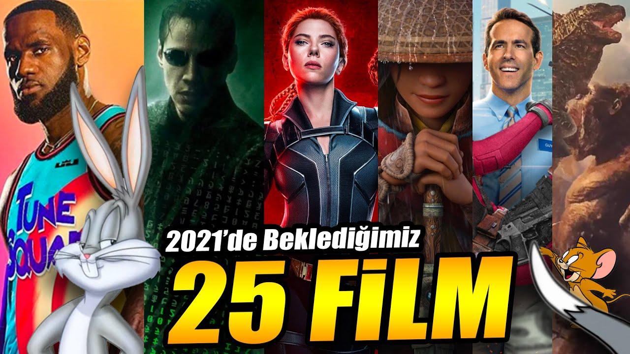 Marvel'dan Matrix'e: BU YIL BEKLEDİĞİM 25 EFSANE FİLM! 2021