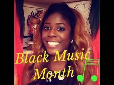 African American Music Appreciation Month!