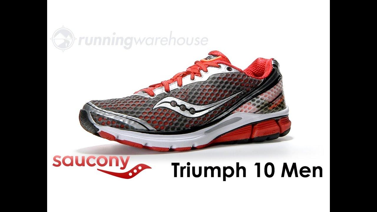 Triumph Saucony 10