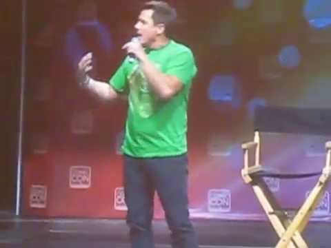 John Barrowman Panel SLC Comic Con 2014