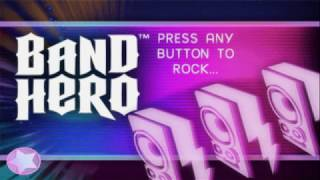 Band Hero (PS2 Gameplay)