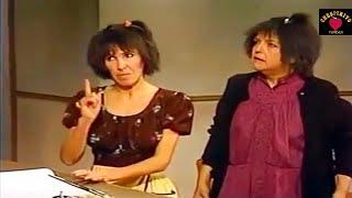 Los Caquitos - Doña Espotaverderona Se Hospeda En El Hotel (1989) (PARTE 1)