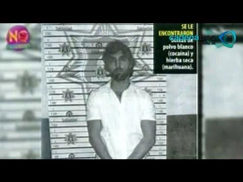 Osvaldo de León es arrestado en Playa del Carmen por venta de drogas  Osvaldo de León arrest