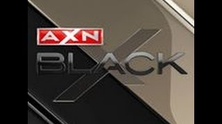 AXN Black  - Zobacz, dlaczego jest czarny