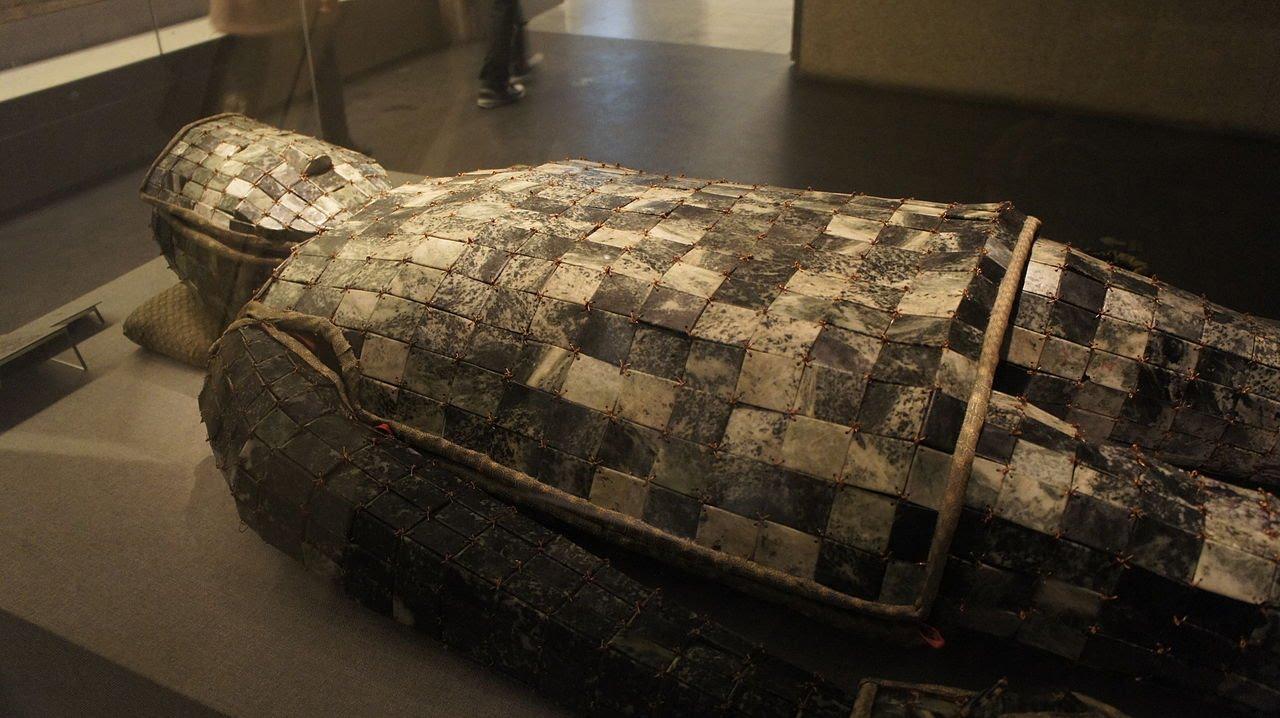 สารคดี H สุสานราชวงศ์จีน โบราณ HD