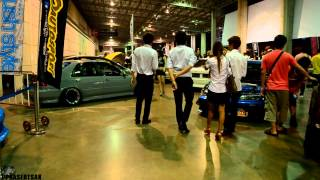 Thailand Flush Style Meeting | Fitment King #Motor Show 2012, Impact Arena