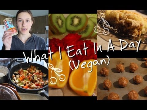What I Eat On A School Day (Vegan) + Recipes