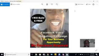 Gambar cover 😎free training I'll build free marketing campaign|😎 for your best money making opportunity