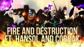 Fire and Destruction 2v2: Hansol and Cobrak [5.4] 2k Rating