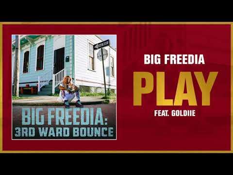 Big Freedia - Play feat. Goldiie