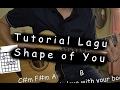 Belajar Gitar (Shape of You - Ed Sheeran)
