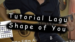 Belajar Gitar (Shape of You - Ed Sheeran)