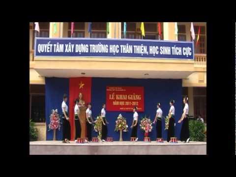 Hát múa chào mừng ngày khai giảng 5 9 2011  trích đoạn