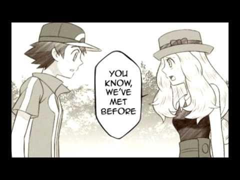 Pokemon | Ash And Serena Start Their Kalos Adventure!
