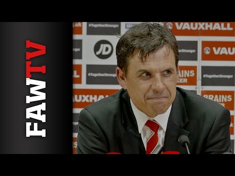 Chris Coleman's Post Belgium Press Conference