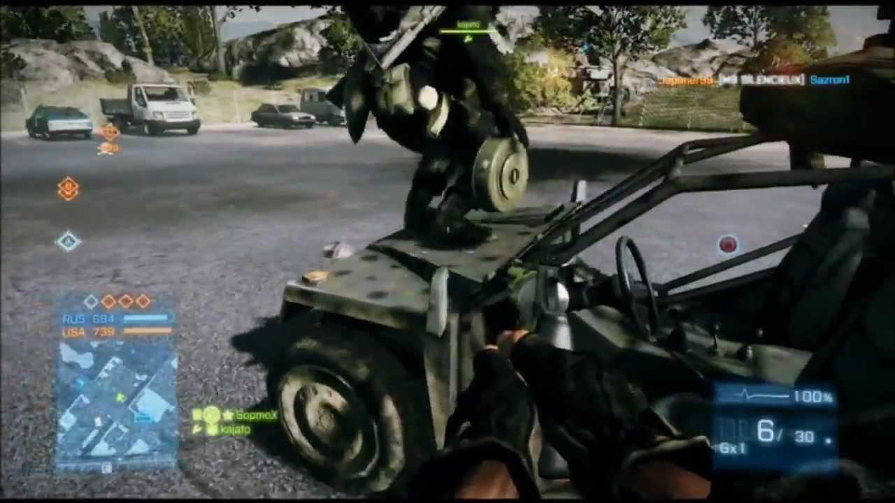 Download Battlefield 3 - Overdose de rire et d'explosions [Funtage]