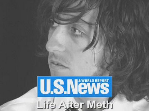 Nic Sheff, David Sheff Talk About Life After Meth Addiction