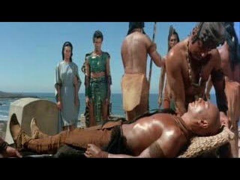 Kings of the Sun 1963 with George Chakiris, Shirley Anne Field Yul Brynner movie