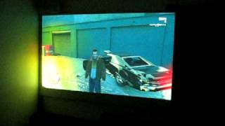 optoma hd 20  GTA4 PS3