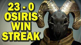 '23-0 Trials of Osiris Win Streak' FULL GAMEPLAY WEEK 1 - Destiny House of Wolves Xbox One DLC