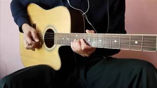 Wind of Change Solo Cover - Acoustic Guitar - Scorpions