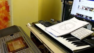 Prabhu Mera Jeevan Tune Chords Keyboard Yamaha S970