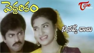 Peddarikam Songs - Nee Navve Chalu - Jagapathi Babu - Sukanya