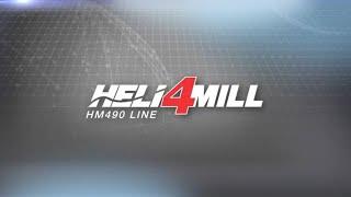 ISCAR LOGIQ - HELI-4-MILL