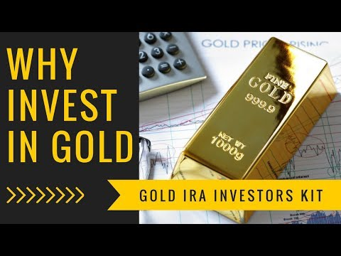 Gold IRA Investing - Why Invest In Gold?   FREE Gold Investors Kit