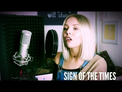 Harry Styles - Sign Of The Times | Bethan Horton Cover