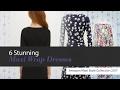 6 Stunning Maxi Wrap Dresses Amazon Maxi Style Collection 2017